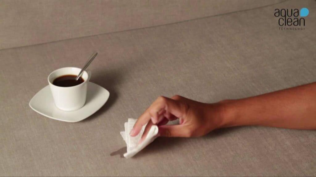 aquaclean fabric Recor salons